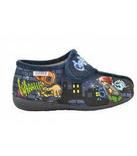Zapatillas casa Rock VUL.LADI