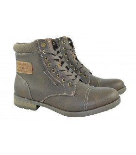 Botines brown premium SPROX (1)