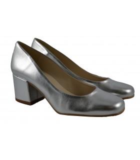 Zapatos tacón MUSTANG metal retro