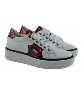Sneakers ALPE labios strass