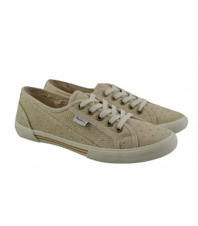 Canvas PEPE JEANS Aberlady Topos