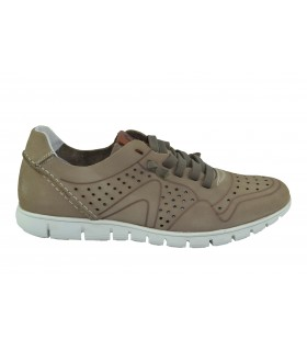 Zapatos T2IN Casual Nobuck