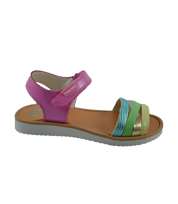 Sandalias PABLOSKY Chicle (1)