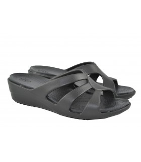 Chanclas CROCS Sanrah Strappy (1)
