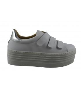 Sneakers VIENTY  piel velcros