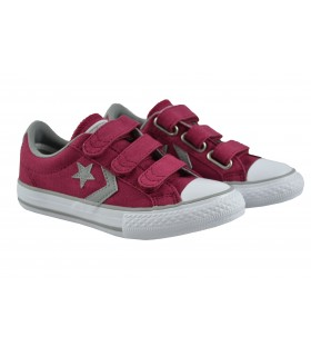 Star Player velcros rojo Youth CONVERSE (1)