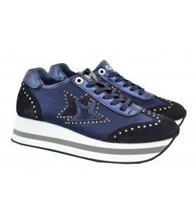 Sneakers CETTI Stars raso (1)
