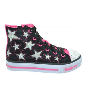Botines luces SKECHERS Rockin Star