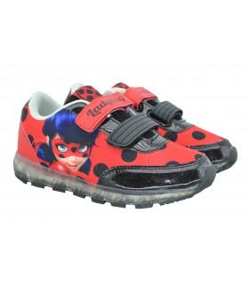 Deportivas luces CERDA Ladybug (1)