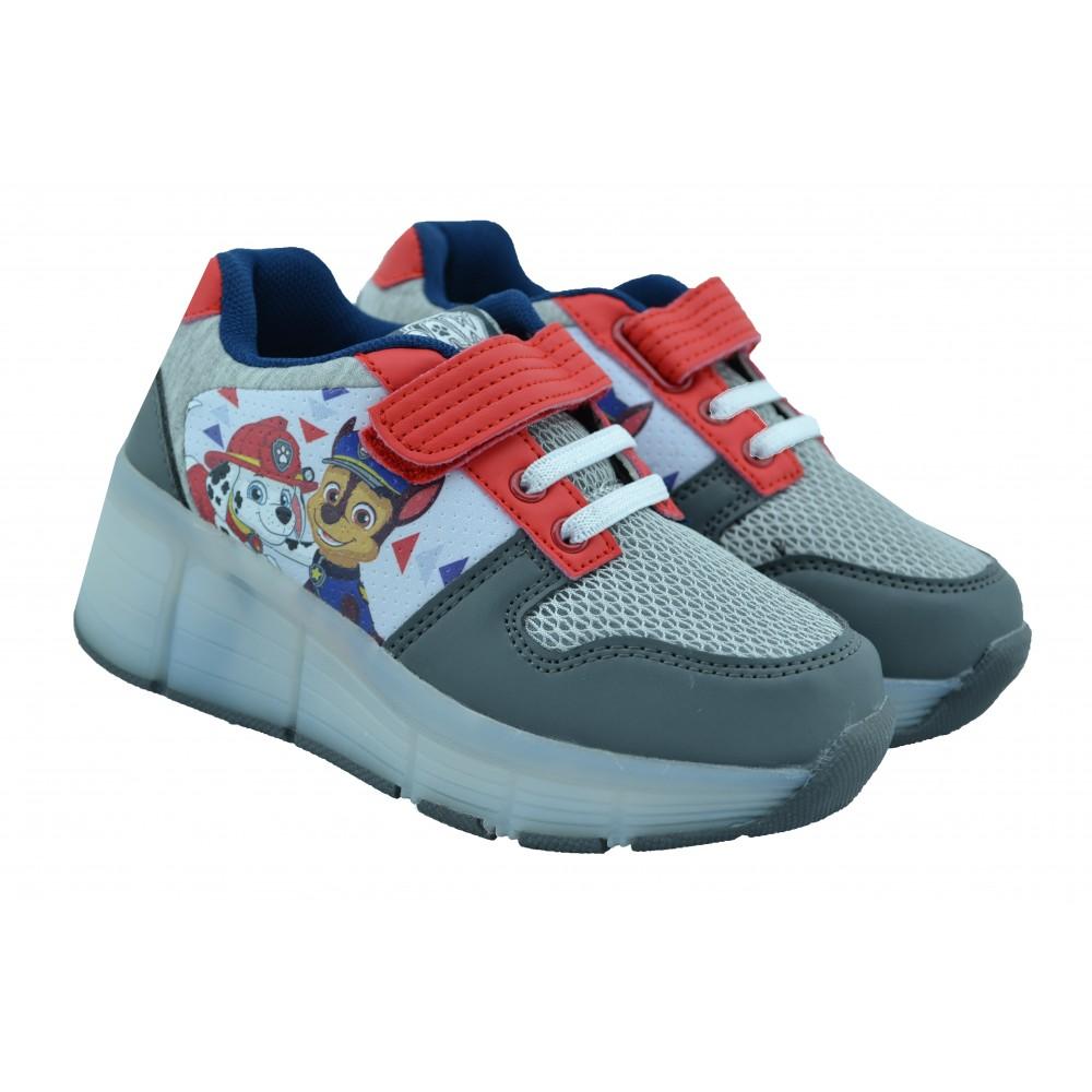 Deportivas Roller Luces Cerda Patrulla Canina Zapatos Online Calzado Niños
