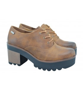 Zapatos casual MUSTANG Karma tan (1)