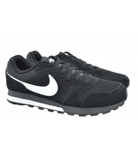 Deportivas NIKE MD Runner Black 2 Man