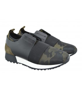 Sneakers SIXTY SEVEN Camuflaje