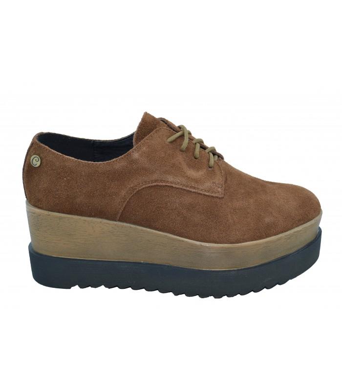 Zapatos CARMELA Oxford Plataforma