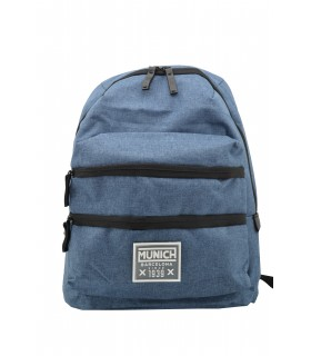Mochilas MUNICH Back Patch II navy