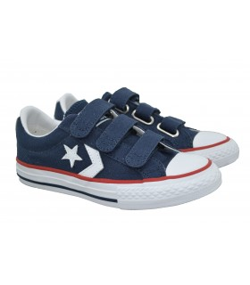 Star Player 3v OX CONVERSE navy