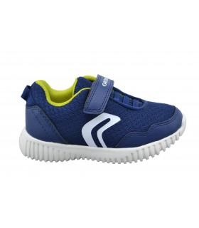 Deportivas GEOX Waviness blue