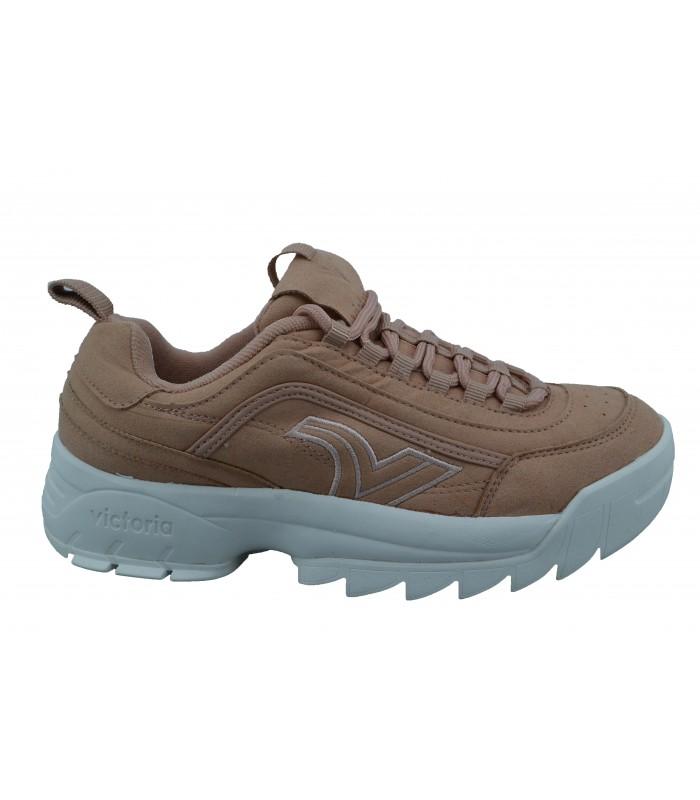 Sneakers VICTORIA Fil antelina
