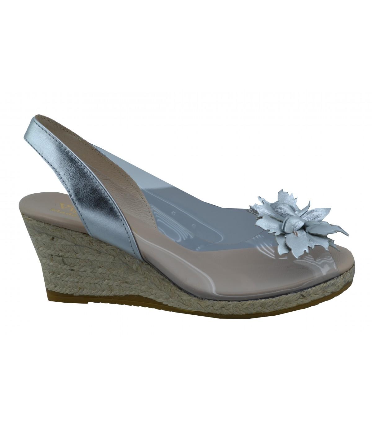 3d09c084 Alpargatas VIGUERA Cristal | Zapatos Online | Calzado Mujer
