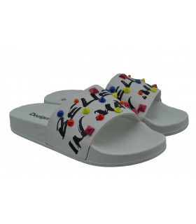 Chanclas DESIGUAL Slide Candy