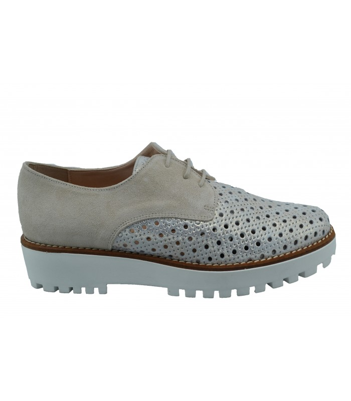 Oxfords PATRICIA MILLER Marley Gold