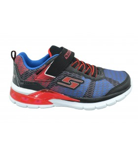 Deportivas luces SKECHERS Lava Wave L