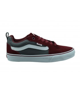 Canvas VANS Filmore Burdeos