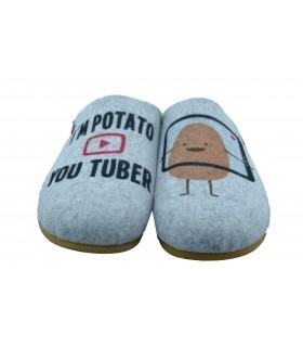 Zapatillas HOT POTATOES You Tuber