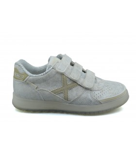 Deportivas MUNICH velcro Space