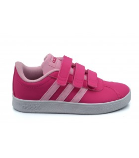 Deportivas niña ADIDAS Court pink 36394