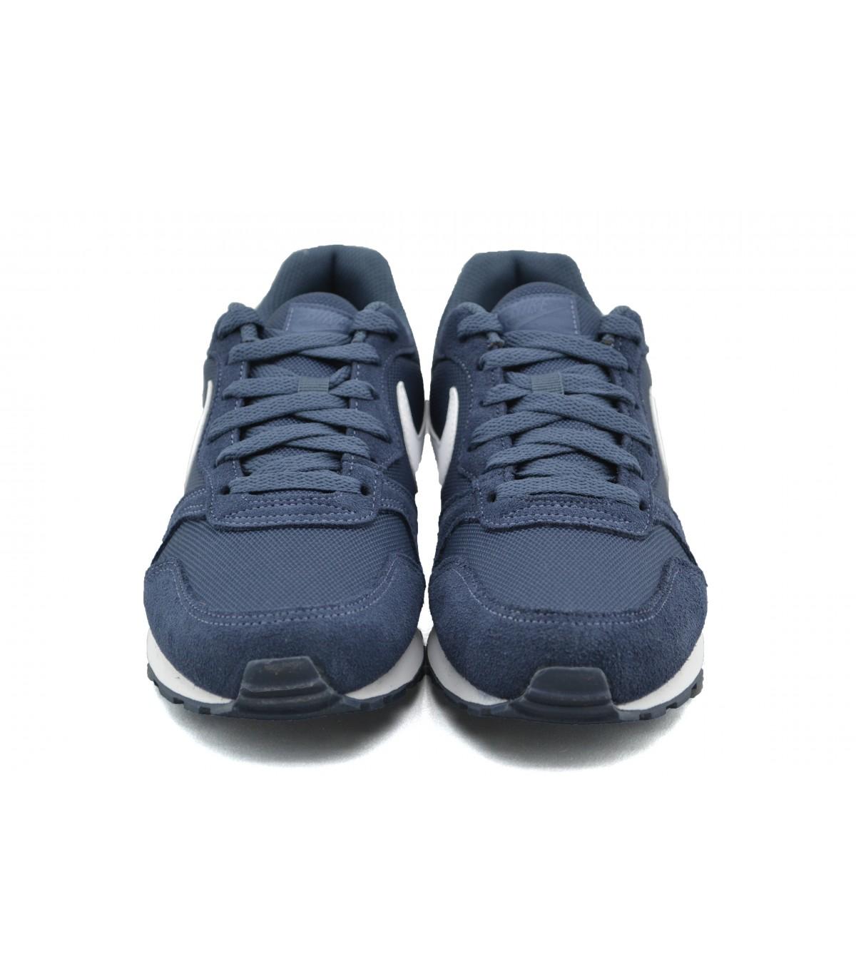 4eb3ca4962d Deportivas niño NIKE MD Runner blu