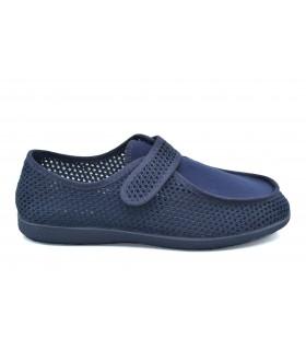Zapatillas hombre GARZÓN velcro 6870