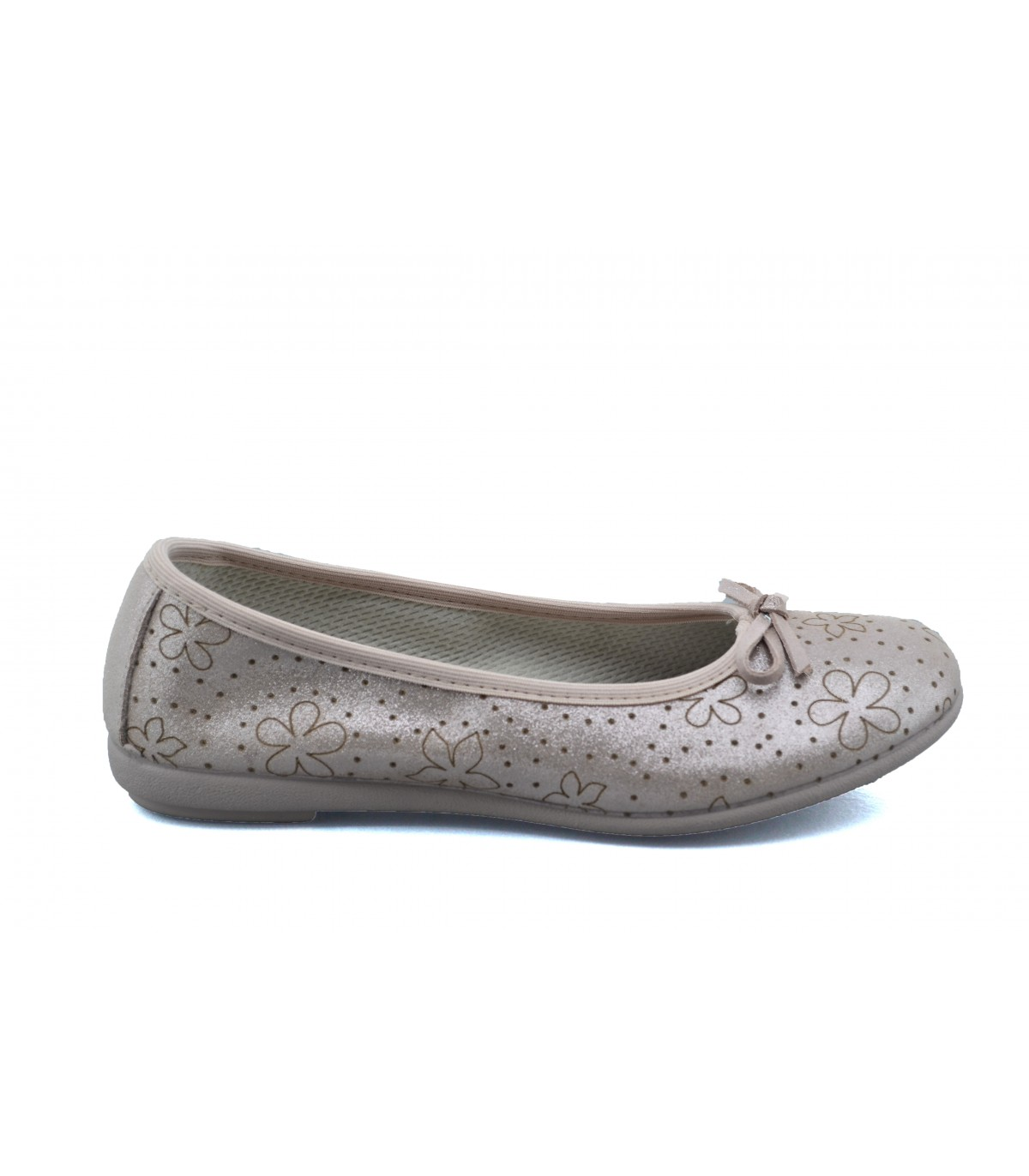 b0db762f Bailarinas niña VULLADI Flower Laser   Zapatos Online   Calzado Niña