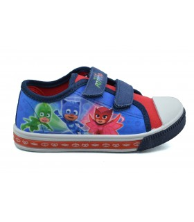 Deportivas luces niño PJ MASKS Play