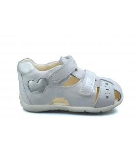 Zapatos velcro niñas GEOX Kayton