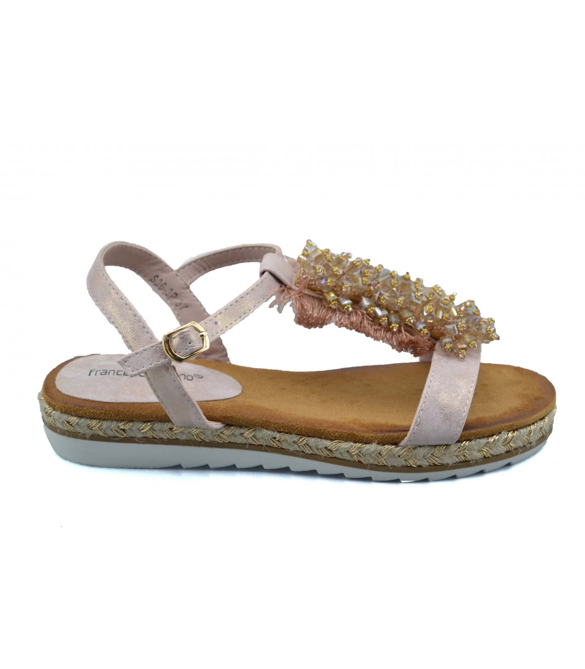 b20357fb Sandalias mujer FRANCESCO MILANO Willy | Zapatos Online | Calzado Mujer
