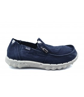 Mocasines hombre DUDE Farty Washed Texas