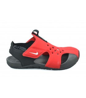 Chanclas NIKE Sunray Protect red