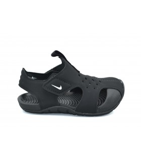 Chanclas NIKE Sunray black kids