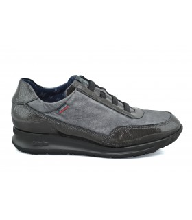 Zapatos casual mujer CALLAGHAN 87131 Piombo