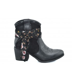 Botines camperos mujer CHK10 Lily 02