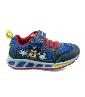 Deportivas luces GEOX Mickey Mouse J0294A