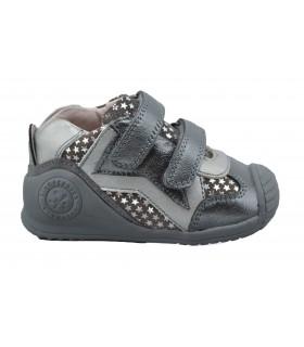Zapatos velcro niña BIOMECANICS 201113B