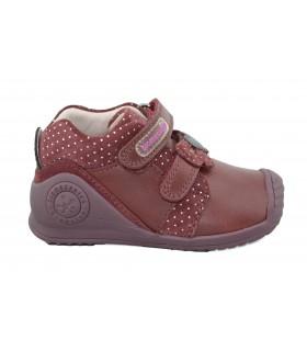 Zapatos velcro niña BIOMECANICS 201109B