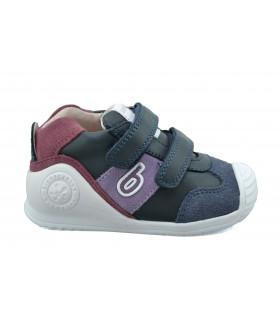 Zapatos velcro niña BIOMECANICS 26322