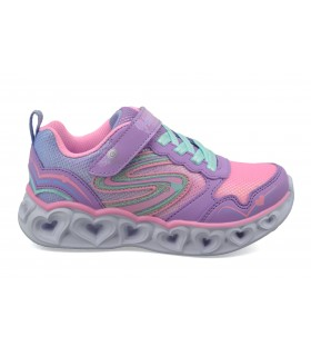 Deportivas luces SKECHERS Heart Lights 20294
