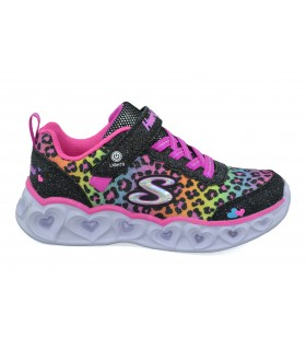 Deportivas luces SKECHERS Heart Lights 302145