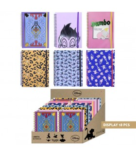 DISPLAY LIBRETAS DISNEY