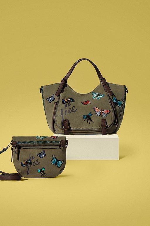aad3835cc Nuevos modelos de bolsos Desigual de primavera
